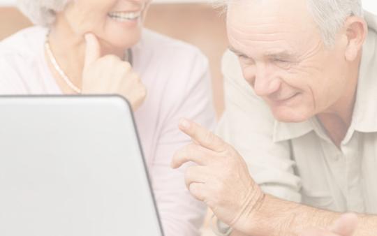 Amy McIlwain - How Older Demographics Use Social